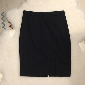 JCrew no.2 pencil skirt